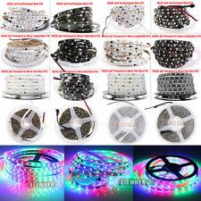 WS2811 5050 RGB Dream Color 5M 30/60 LED Strip Light 12V Individual Addressable