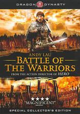 Battle of the Warriors DVD