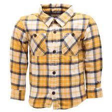 7560V camicia bimbo TOMMY HILFIGER winter cotton shirt boy kid