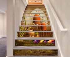 3D Dreamy scene 99 Stair Risers Decoration Photo Mural Vinyl Decal Wallpaper AU