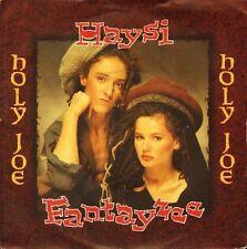 "Haysi Fantayzee Holy Joe/Ok Big Daddy RG 104 Reino Unido respecto 1982 7"" PS EX/EX"