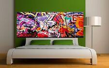 Carta dipinto testata del letto Tag 3632 Art déco Adesivi