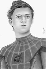 Spider-Man Marvel Tom Holland Lienzo Arte Impresión
