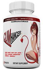 CUMHANCER    Cum Volumizer and Enhancer for Females. Ejaculation and Squirt Volu