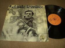 """@ CLAUDE LEVEILLEE 33 TOURS LP 12"""" FRANCE LE GRENIER FANTASQUE"""
