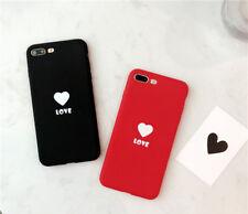 Korean Style iPhone 8 case/iPhone 8 Plus Case Lover Couple iPhone 8/8 Plus Case