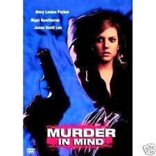 Murder in Mind ( Thriller-Krimi ) mit Jason Scott Lee, Mary-Louise Parker NEU OV