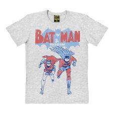Camiseta Batman y Robin - Camiseta de DC Comics - Batman and Robin - Camiseta