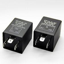 Relais CF13 GL-02 / CF14 JL-02 LED Blinker 12V Blinkerrelais Flasher 3 Polig
