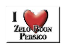CALAMITA LOMBARDIA FRIDGE MAGNET MAGNETE SOUVENIR LOVE ZELO BUON PERSICO (LO)