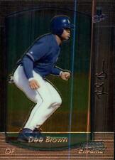 2000 Bowman Chrome Baseball Base Singles #380-440 (Pick Your Cards)
