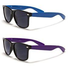 Classic Design Two-Tone Color Women Men Fashion Sunglasses
