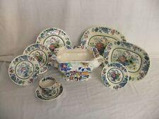 C4 Pottery Mason's Ironstone China - Strathmore - vintage tableware - 8B4F