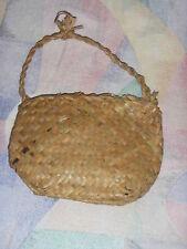 Brand New Handmade Straw Tote Bag from Vietnam *Free Post