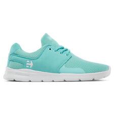 Etnies Skateboard Shoes Scout XT Womens Light Blue