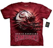 University of South Carolina Gamecocks T-Shirt by The Mountain-----Brand New----