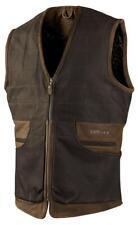 Harkila Angus waistcoat Green/Brown