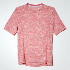 ADIDAS Womens Climacool SuperNova Performance Tee Shirt  - Top