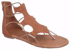 New Women Cute Fashion Strappy Gladiator Flat Thong Sandals  ~ 5 - 10