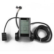 Electric Bicycle 36/48V S830 Screen LCD Display Meter Waterproof E-bike Parts