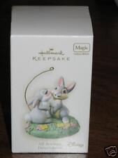 All Atwitter Disney's Bambi Hallmark Ornament  MIP