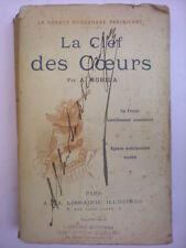 ROBIDA LA CLEF DES COEURS LA GRANDE MASCARADE PARISIENNE 1896 LIBRAIRIE ILLUSTRÉ