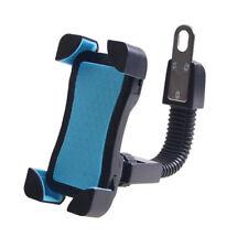 Universal Motorbike MTB USB Phone Holder Air Vent Bracket Mobile Phone Holder