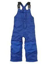 NWT Baby GAP Warmest Primaloft® Snow Bib Overalls Snow Pants Royal Blue 3T 5T
