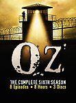 Oz TV Series Complete Season 6 DVD NEW!  SEALED