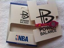Bracciale Power Balance braccialetto NBA L.A Lakers Kobe Bryant XS/S/M/L/XL