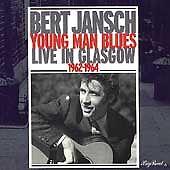 Bert Jansch - Young Man Blues: Live In Glasgow (CDWIKD 182)