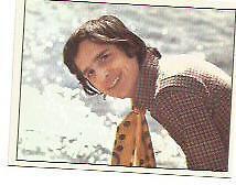CANTANTI PANINI 72 # 116 - UGOLINO -FIGURINA  CARDS- CROMOS-NUOVA- NEW