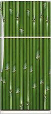 Sticker frigo bambou 70x170cm réf 509