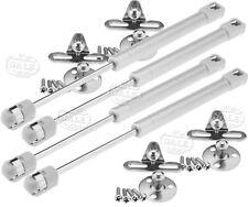 2 or 4PC 50N-150N Gas Strut Lift Support Kitchen Cupboard Door Cabinet Hinges AU