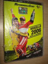 DVD N°7 MOTOMONDIALE STORY LE 10 GARE INDIMENTICABILI MUGELLO 2006 CAPIROSSI