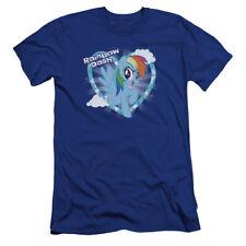 My Little Pony Premium Canvas T-Shirt Rainbow Dash Royal Tee