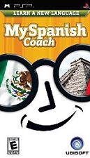 My Spanish Coach (Sony PSP, 2008)