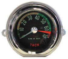 1959 1960 1961 1962 Corvette Tachometer Assembly New Electronic Conversion Tach