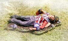 The Collectors Showcase British Napoleonic Cs00562 Foot Guard Dead Mib