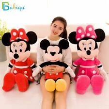 40-100cm Mickey Mouse and Minnie Mouse Soft Plush Toys Stuffed Cartoon Figure