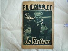 LE VISITEUR PIERRE FRESNAY LE NOUVEAU FILM COMPLET 2eme TRIM 47