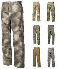 FELDHOSE Herren Army camouflage Hose Bundeswehr Cargohose Tarnhose BDU BW camo