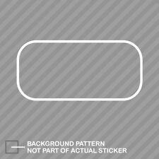 Indianapolis Motor Speedway Sticker Die Cut Decal racetrack circuit moto gp