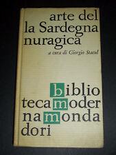 Storia locale - Arte della Sardegna nuragica - 1^ed. 1961