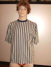 HAYLER SHIRT Gr. L  XL  Freizeit T Shirt  Blau Gestreift Kurzarm NEU