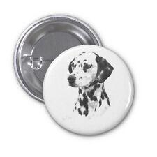 Licensed Mike Sibley High Spec Dog Print Dalmatian Pin Badge