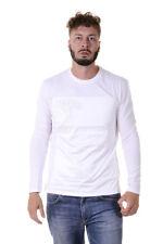 T-shirt Versace Collection Sweatshirt % Uomo Bianco V800491FVJ00412-V1003
