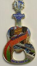 SINGAPORE SENTOSA,Hard Rock Cafe Magnet Bottle Opener V-8