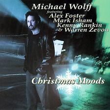 NEW Christmas Moods; Michael Wolff 2003 CD, Warren Zevon, Kenny Rankin, Mark Ish