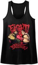 Street Fighter Capcom Video Game Fight Womans Tank Sleep Shirt